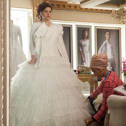 """Noa Koler in """"The Wedding Plan."""""""