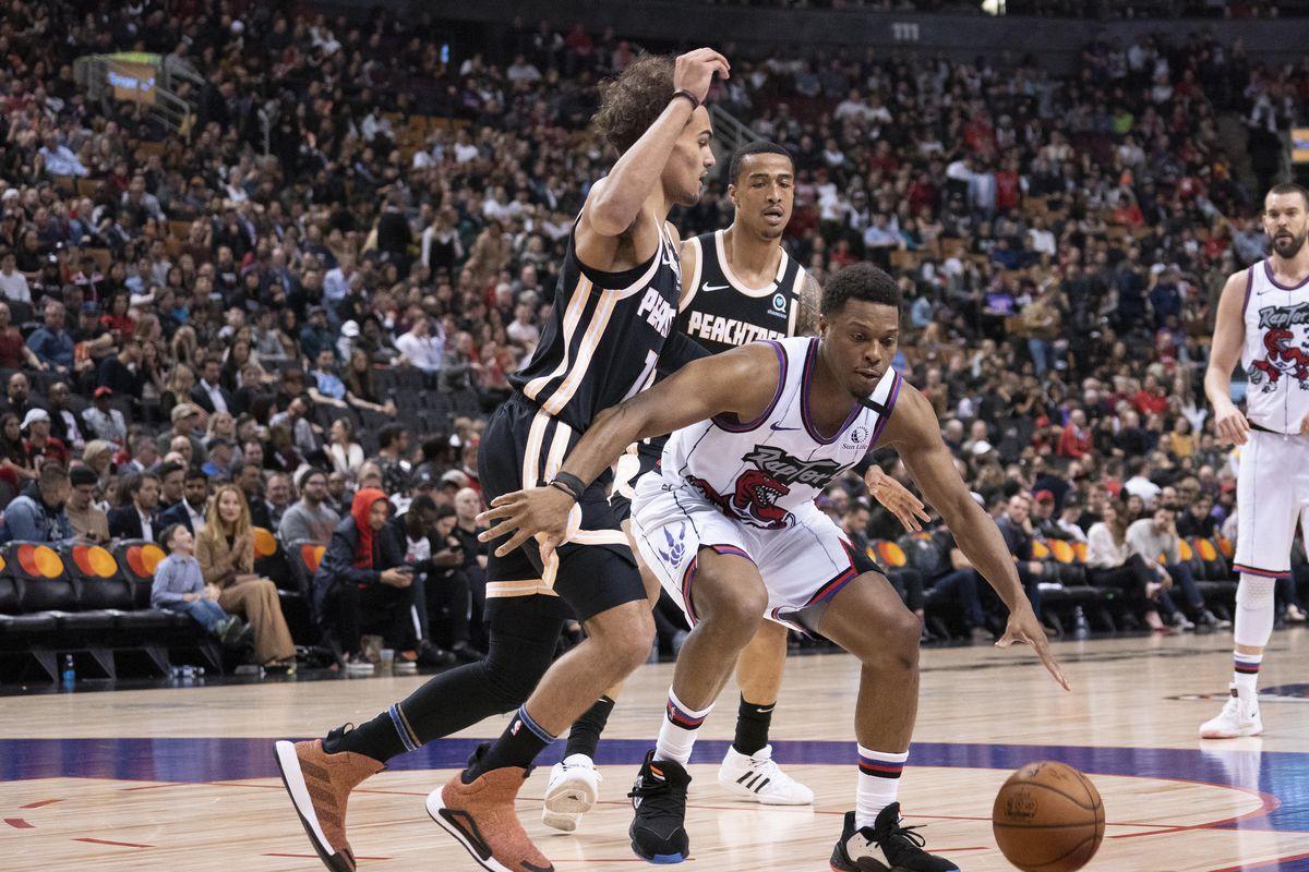 NBA: Atlanta Hawks at Toronto Raptors