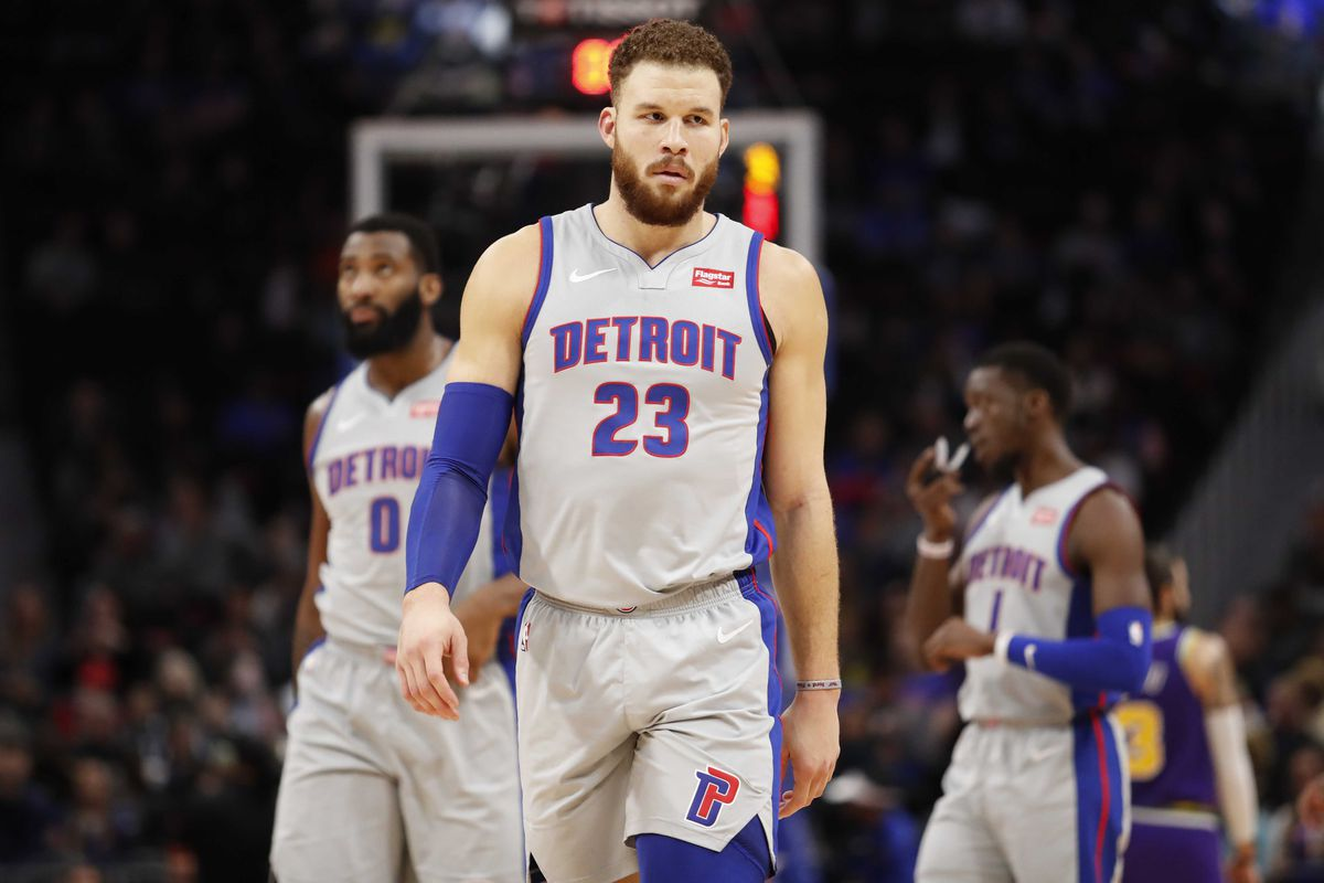 Let's be clear, tanking is not the answer for the Pistons
