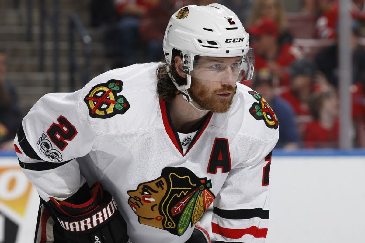 4bfac4f6f79 Blackhawks defenseman Duncan Keith: 'I want to play till I'm 45 ...
