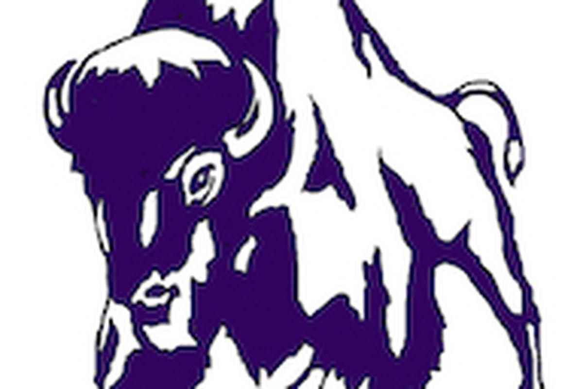 Tooele High School Buffaloes logo.