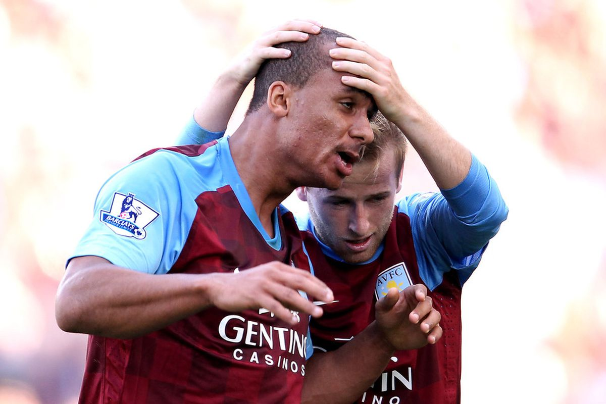 Put Gabriel Agbonlahor on the England squad -- just don't let him be the spokesmodel.