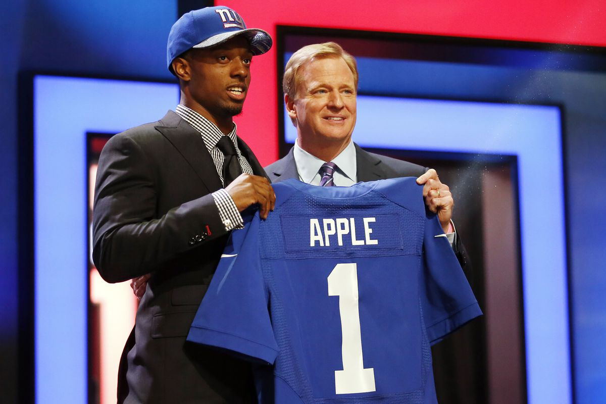 2016 NFL Draft grades  How did the New York Giants fare  - Big Blue View 64d0e311a95