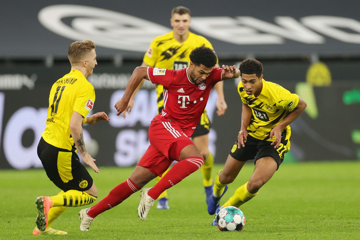 Five Observations From Bayern Munich s Thrilling Win Over Borussia Dortmund Bavarian Football Works