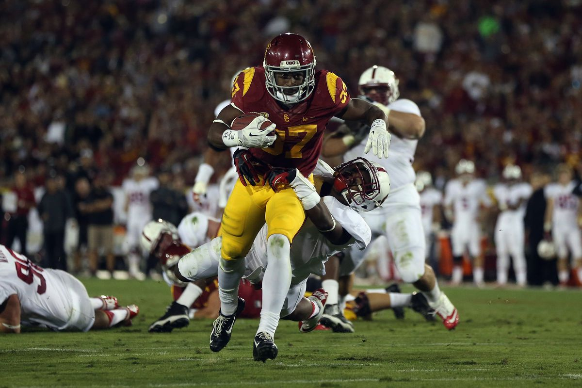 USC would love to storm the Farm after taking down Stanford