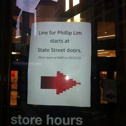 8:00 a.m.: Looking to score a little Lim this morning? Get in line, honey.
