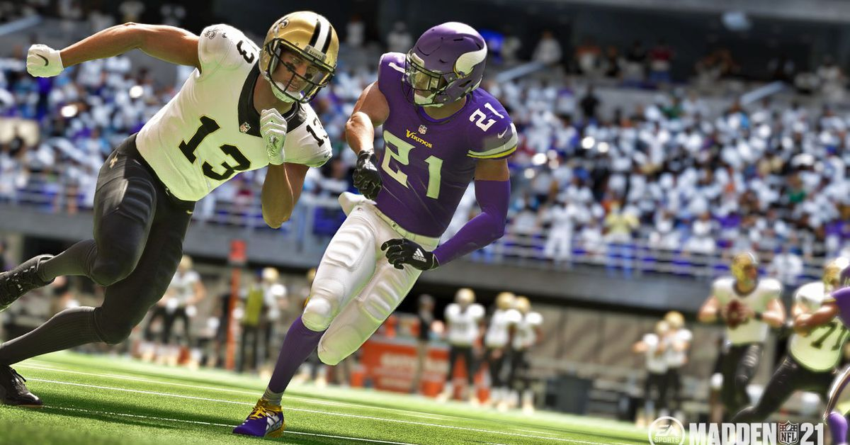 Madden NFL 21 and FIFA 21 arrive on PS5 and Xbox Series X on December 4th