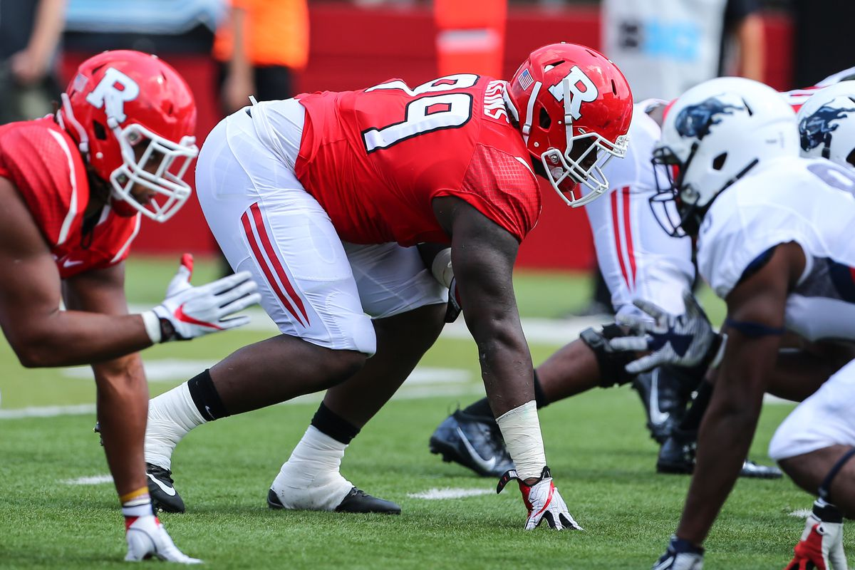 Florida Dl Henry Hughes Commits To Rutgers Football On The Banks