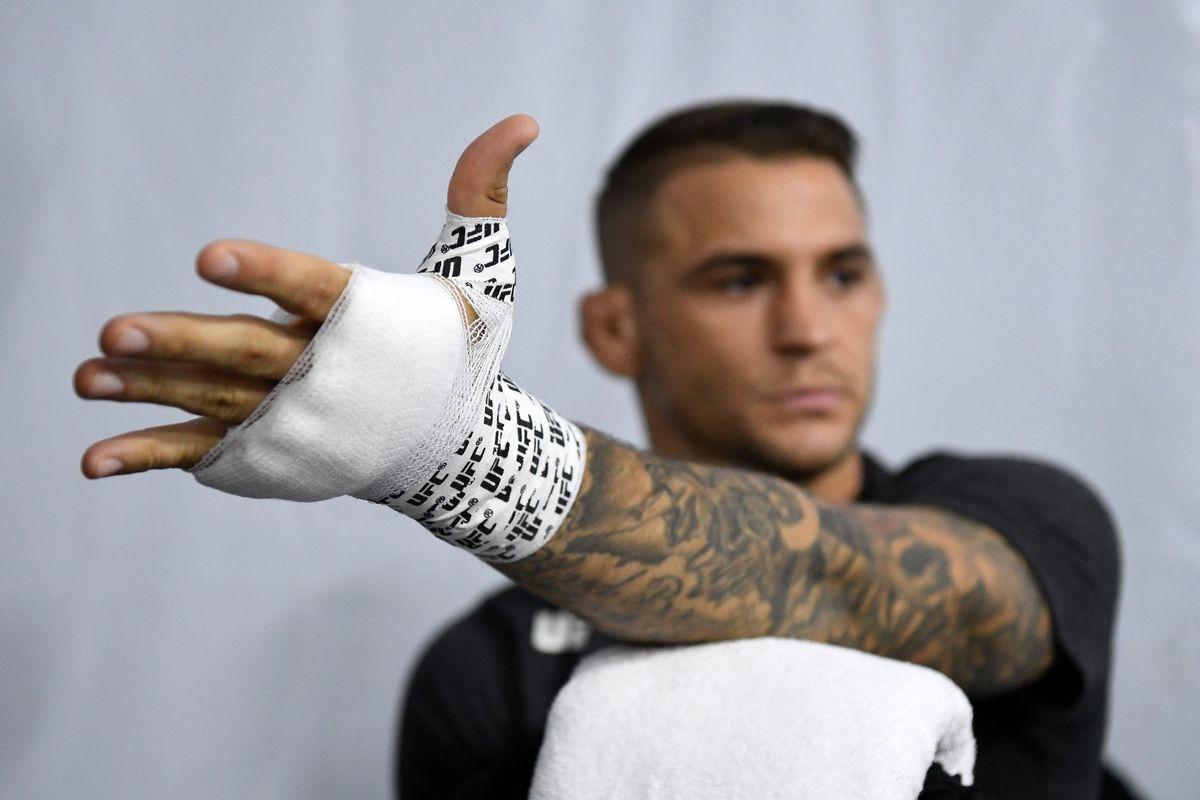 UFC 242: Khabib v Poirier