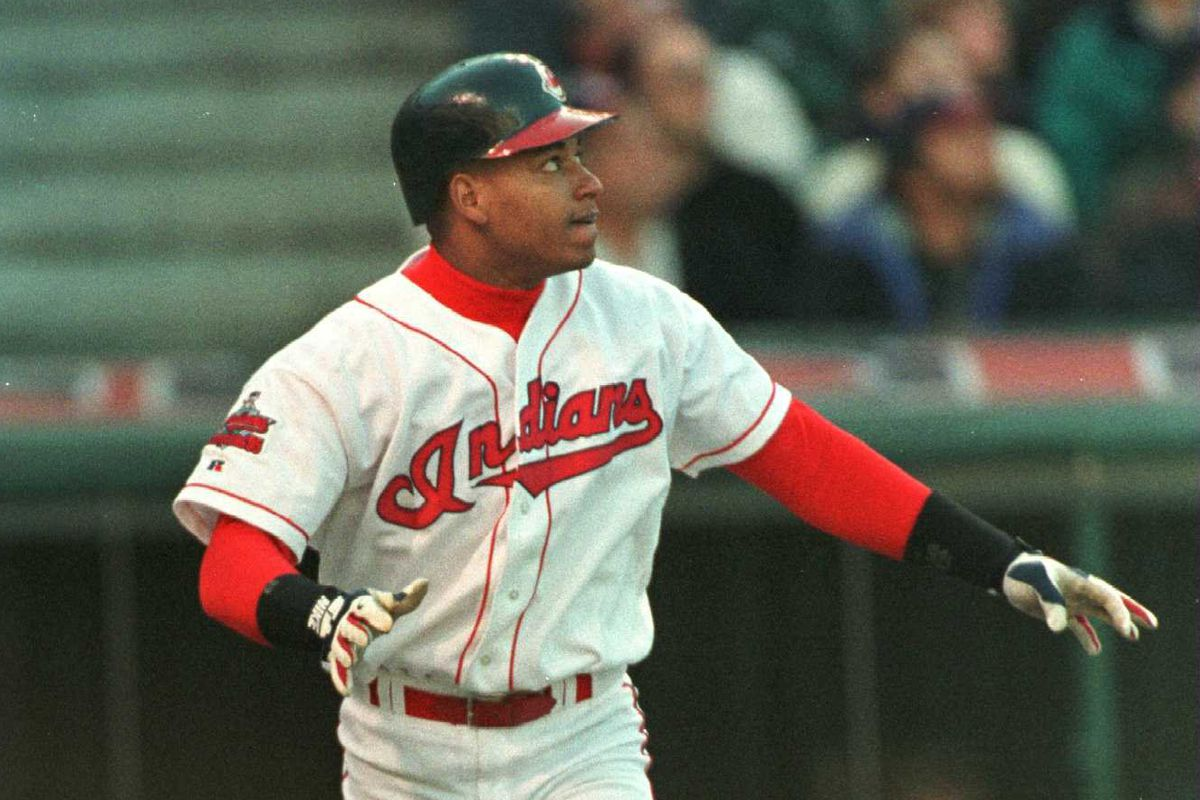 Manny Ramirez dominated the AL West in 1995