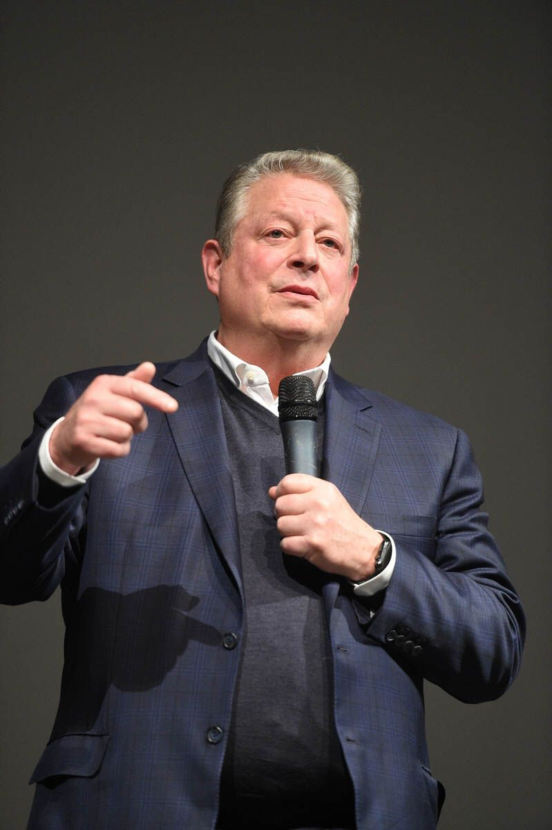 Former Vice President Al Gore speaks at the World Premiere ofAn Inconvenient Sequel: Truth to Powerby Bonni Cohen and Jon Shenk, an official selection of the Documentary Premieres program at the 2017 Sundance Film Festival.