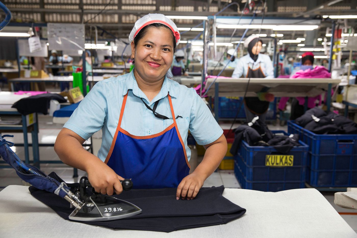 Why Is It So Hard for Clothing Manufacturers to Pay a Living