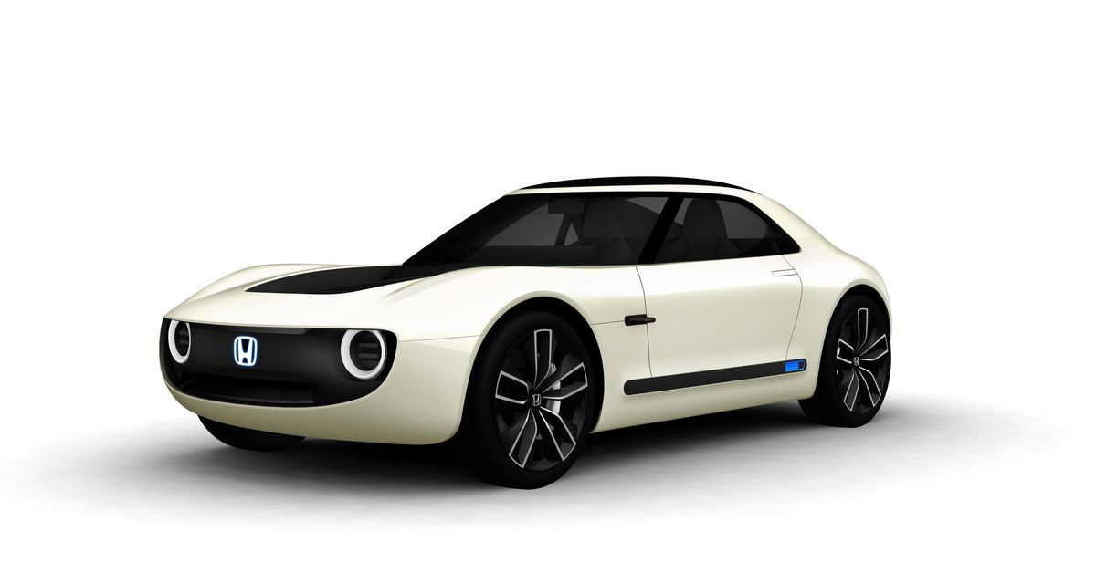 Honda Needs To Make This Cute Sports Ev Concept The Verge