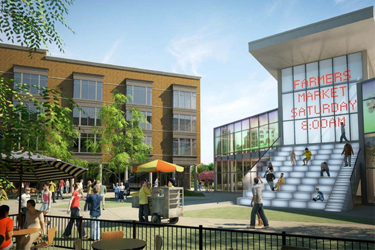 Developer looks to move forward with bronzeville apartment - 2 bedroom apartments in bronzeville chicago ...