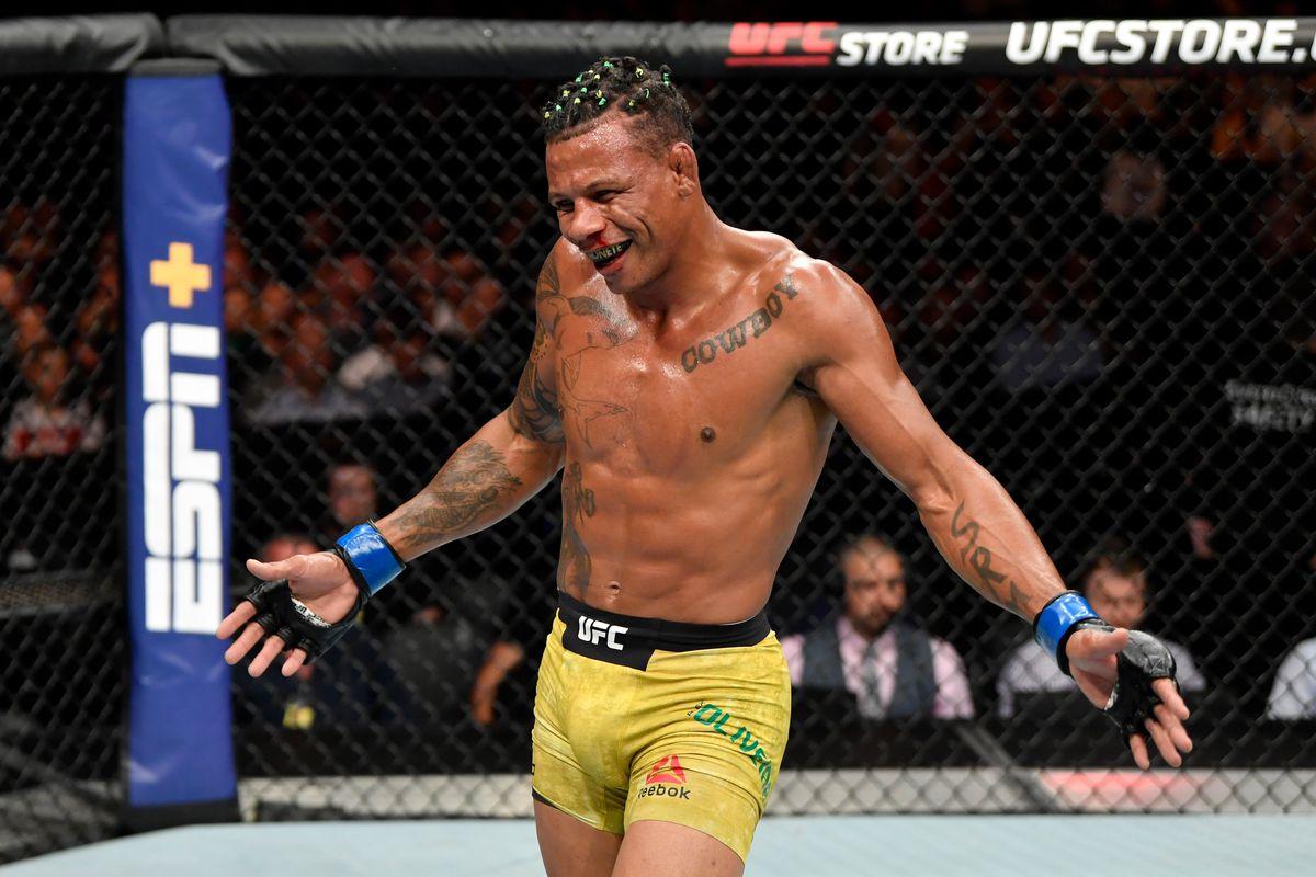 UFC Fight Night: Dalby v Oliveira