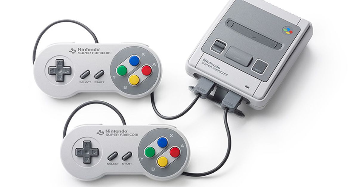 Nintendo's Super Famicom Classic is cheaper than the SNES Classic today