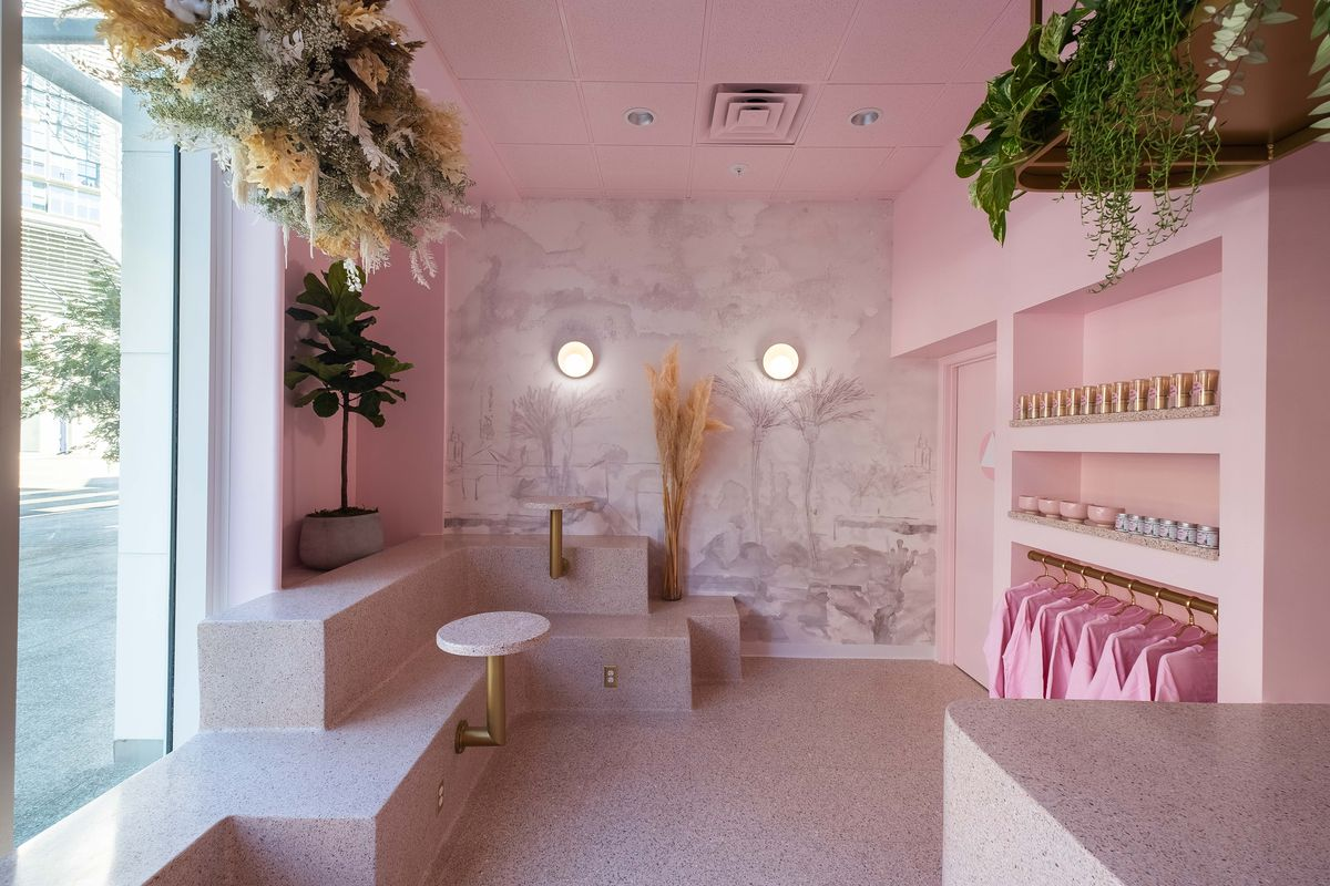 North Park S Holy Matcha Unveils Chic East Village Cafe
