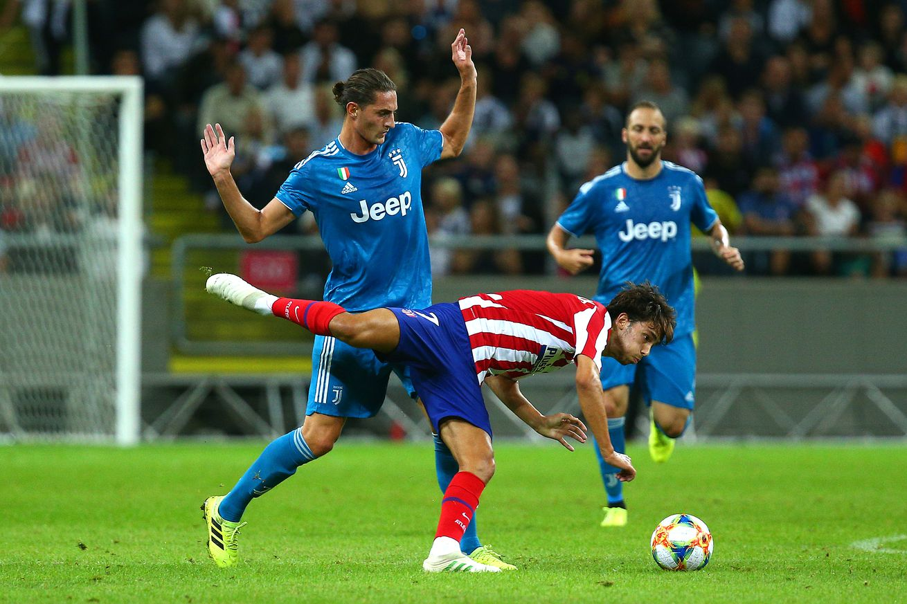 Five talking points from Juventus? 2-1 friendly loss to Atlético Madrid
