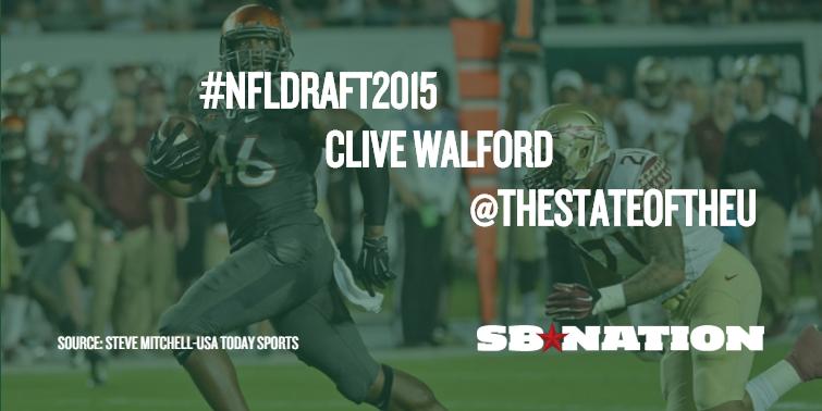Clive Walford NFL Draft SB Nation Photo Tool