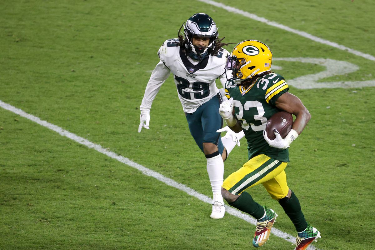Philadelphia Eagles v Green Bay Packers