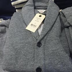 Shawl men's cardigan, $110
