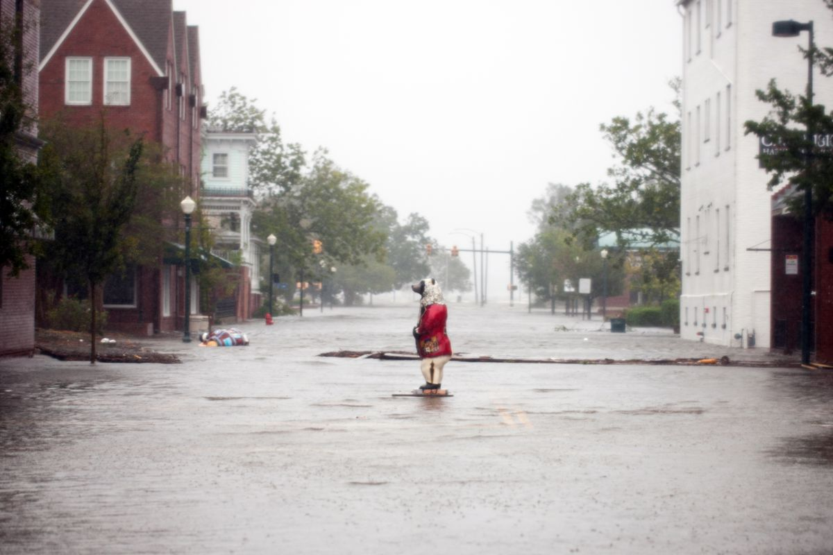 Hurricane Florence flooding, rescues, and deaths: what we