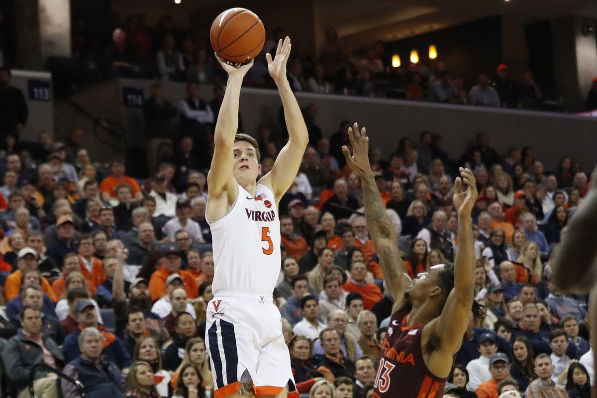NCAA Basketball: Virginia Tech at Virginia