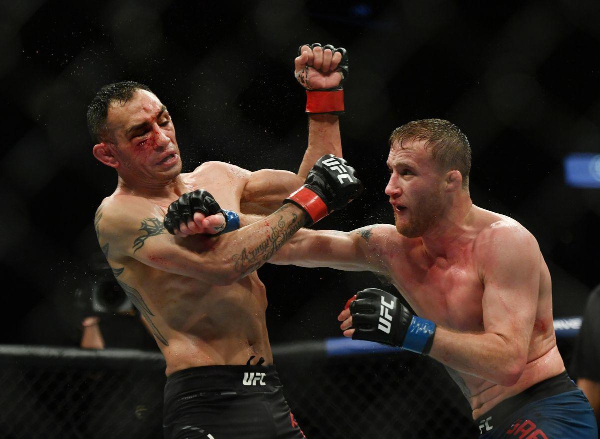 MMA: UFC 249-Ferguson contre Gaethje