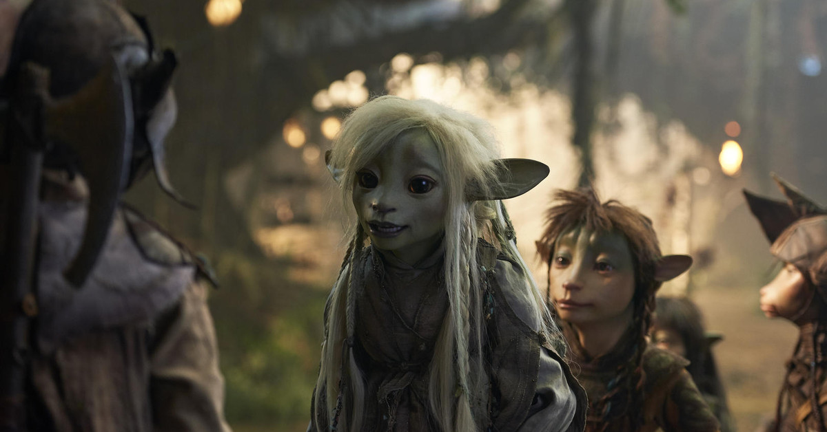 The First Trailer For Netflixs Dark Crystal Age Of -3065