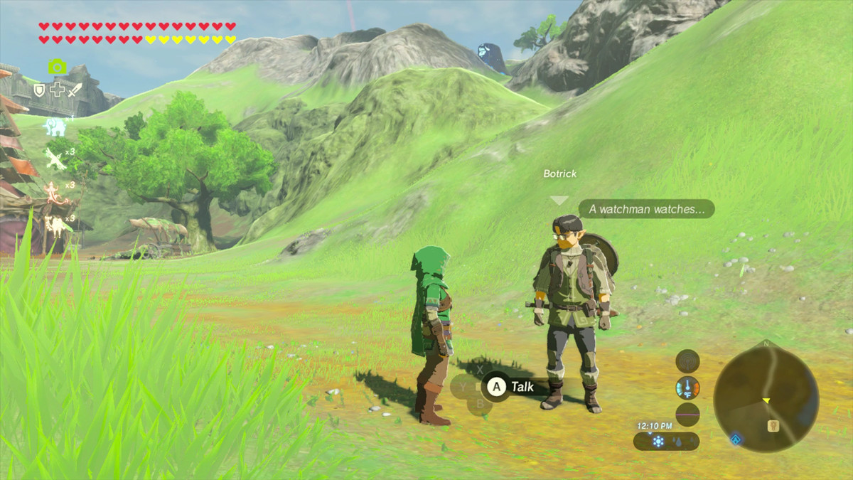 f0de52438ce0 Zelda Breath of the Wild guide: How to find and tame the Lord of the ...