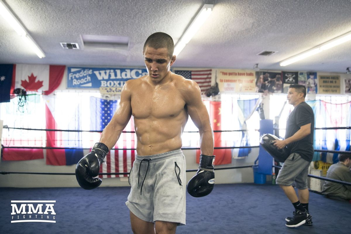 Image result for Henry Corrales vs. Aaron Pico
