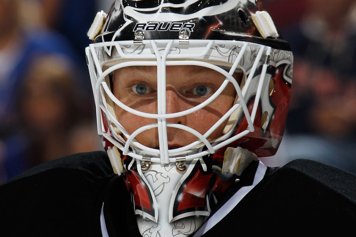 Expect to see Cory Schneider in net for the second half of this preseason back-to-back.