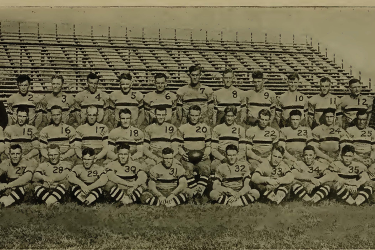 1921 Texas A&M Team