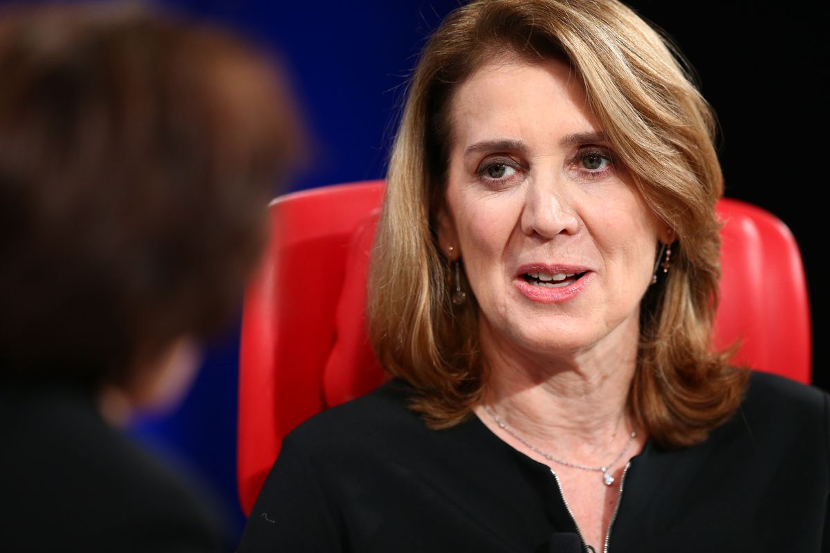 Google CFO Ruth Porat says suing Uber was the only right