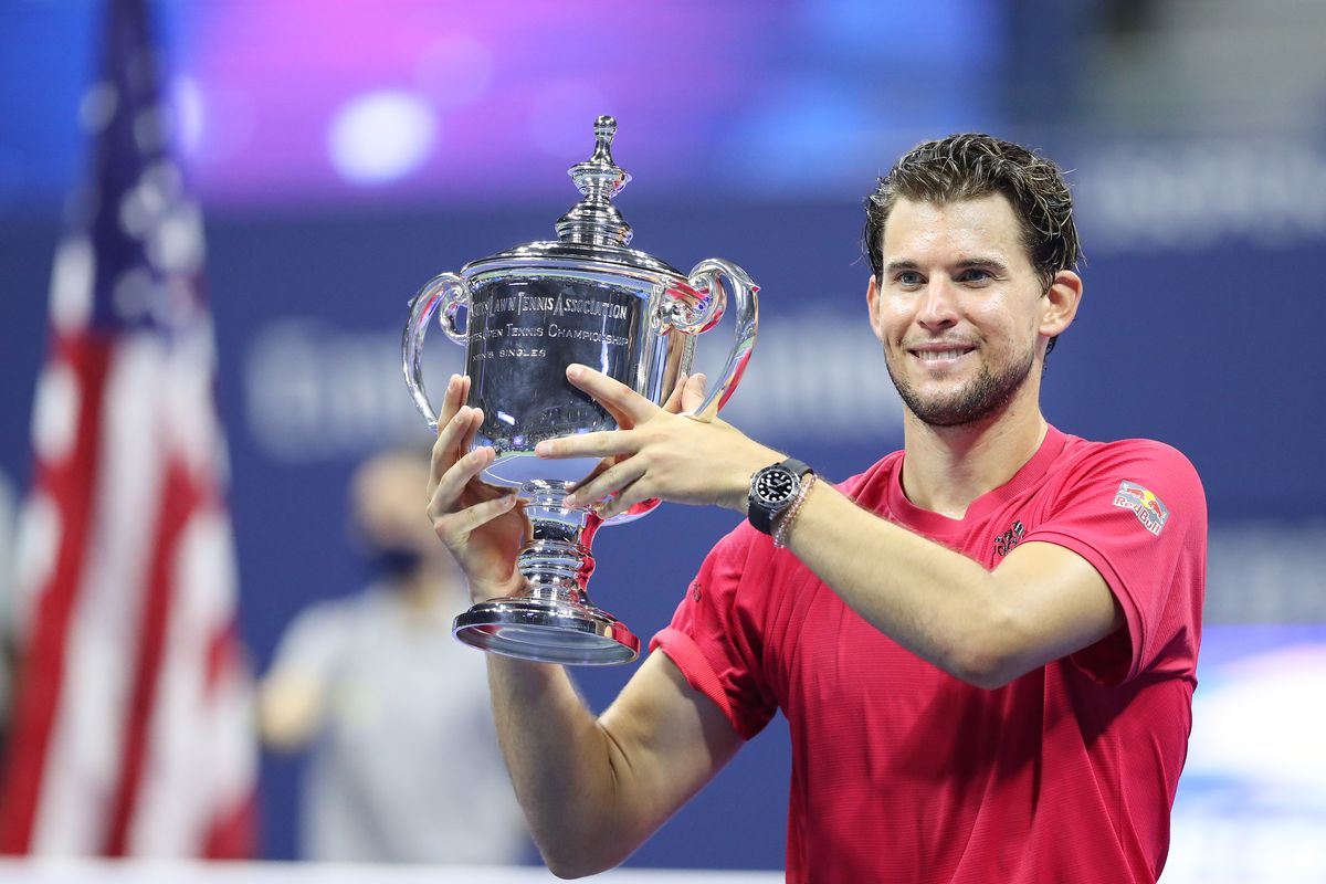 U S Open Dominic Thiem Comes Back From 2 Sets Down To Win Men S Final Chicago Sun Times