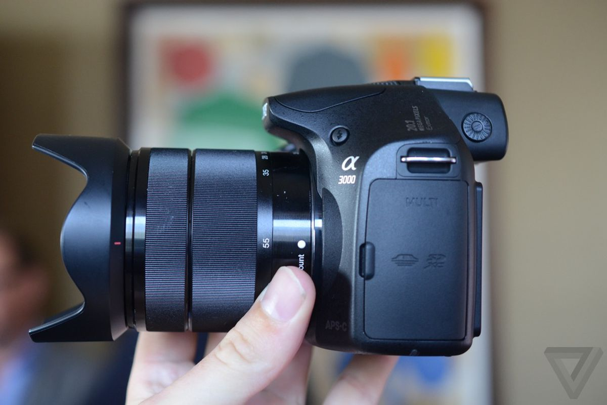 Sony Combines Mirrorless Camera And DSLR With The Tiny New