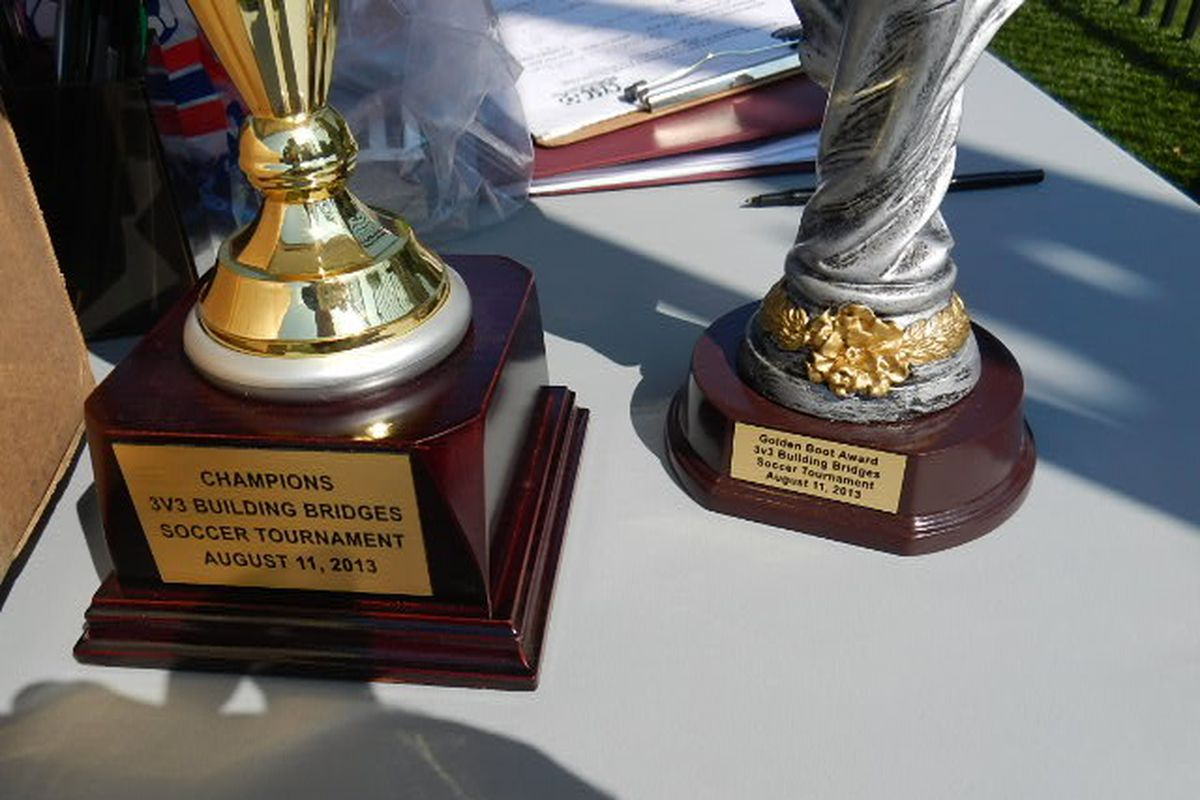 Will you be going home with one of these trophies this year?