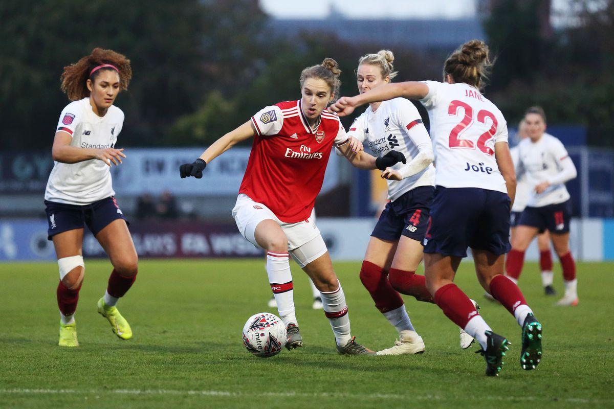 Arsenal v Liverpool - Barclays FA Women's Super League