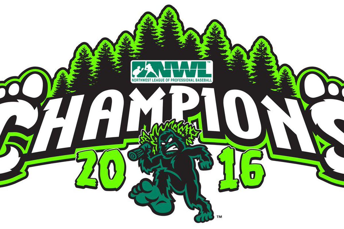 Emeralds Champions 2016