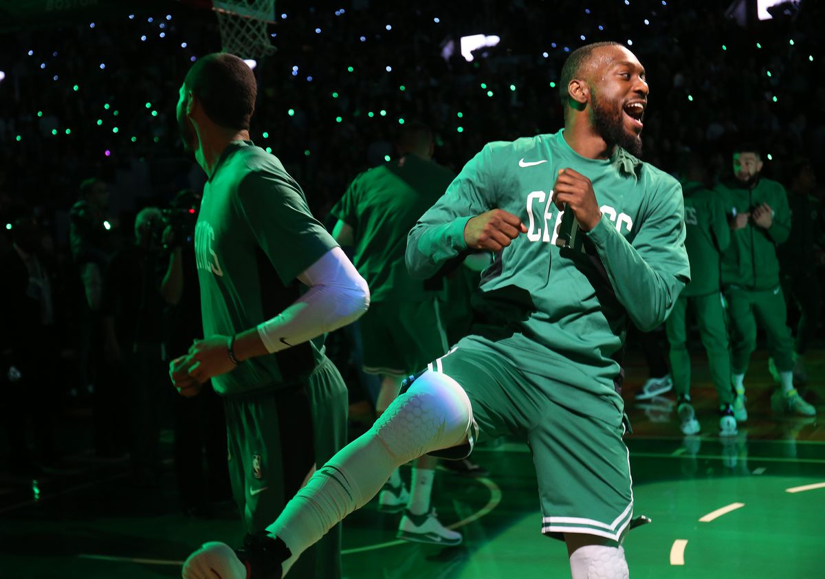 Toronto Raptors Vs Boston Celtics At TD Garden