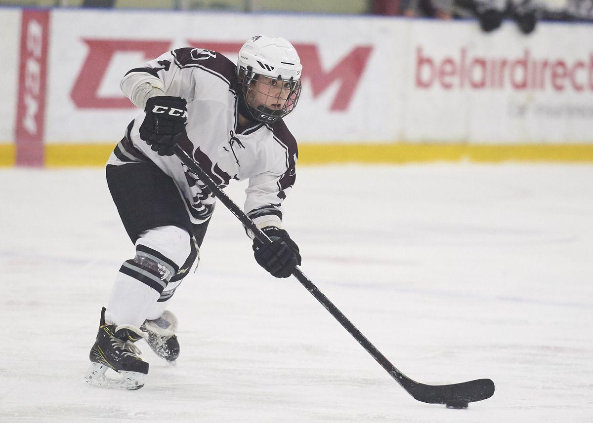 University of Ottawa defender Bryanna Neuwald
