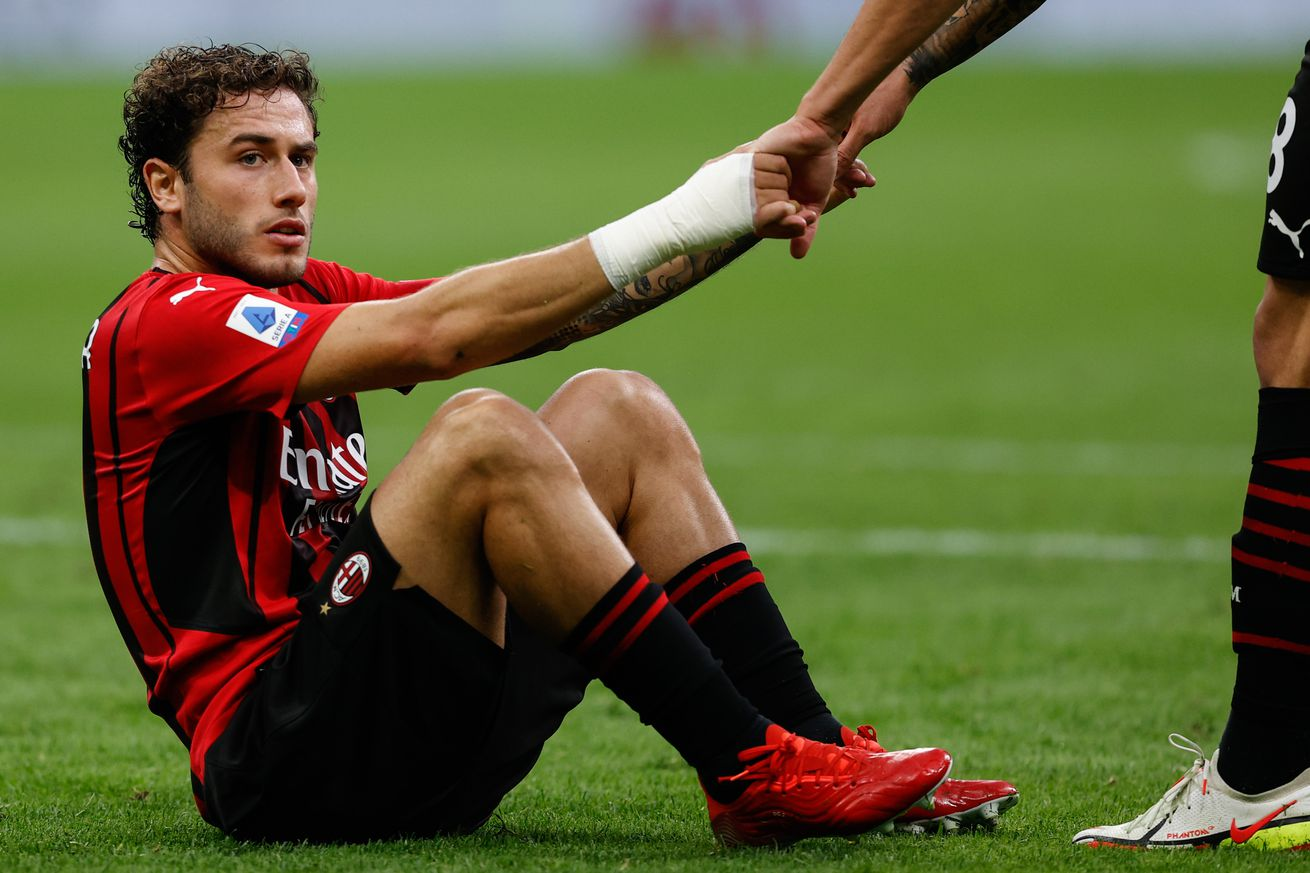 AC Milan, Massara and Calabria All Fined By The FIGC Over Contract Negotiations