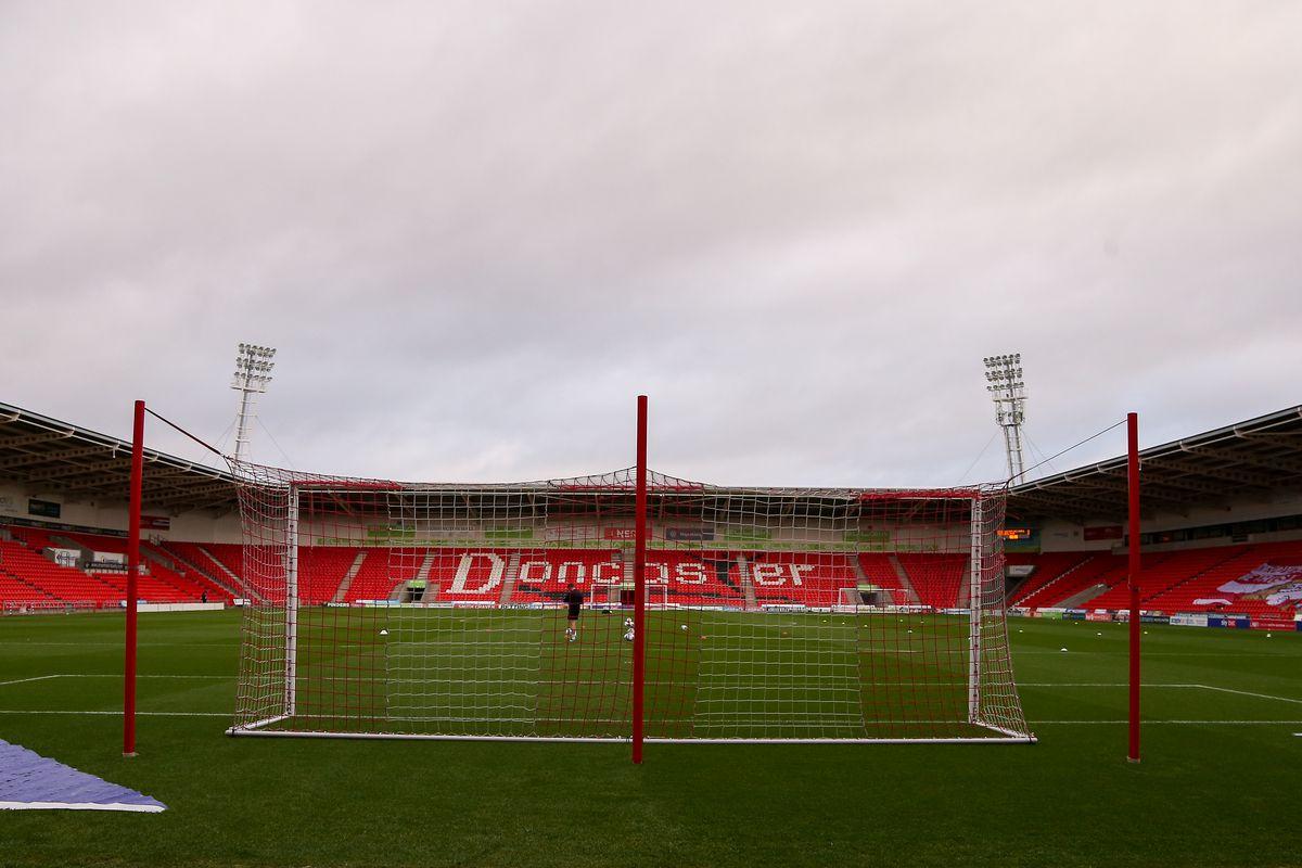 Doncaster Rovers v Sunderland - Sky Bet League 1