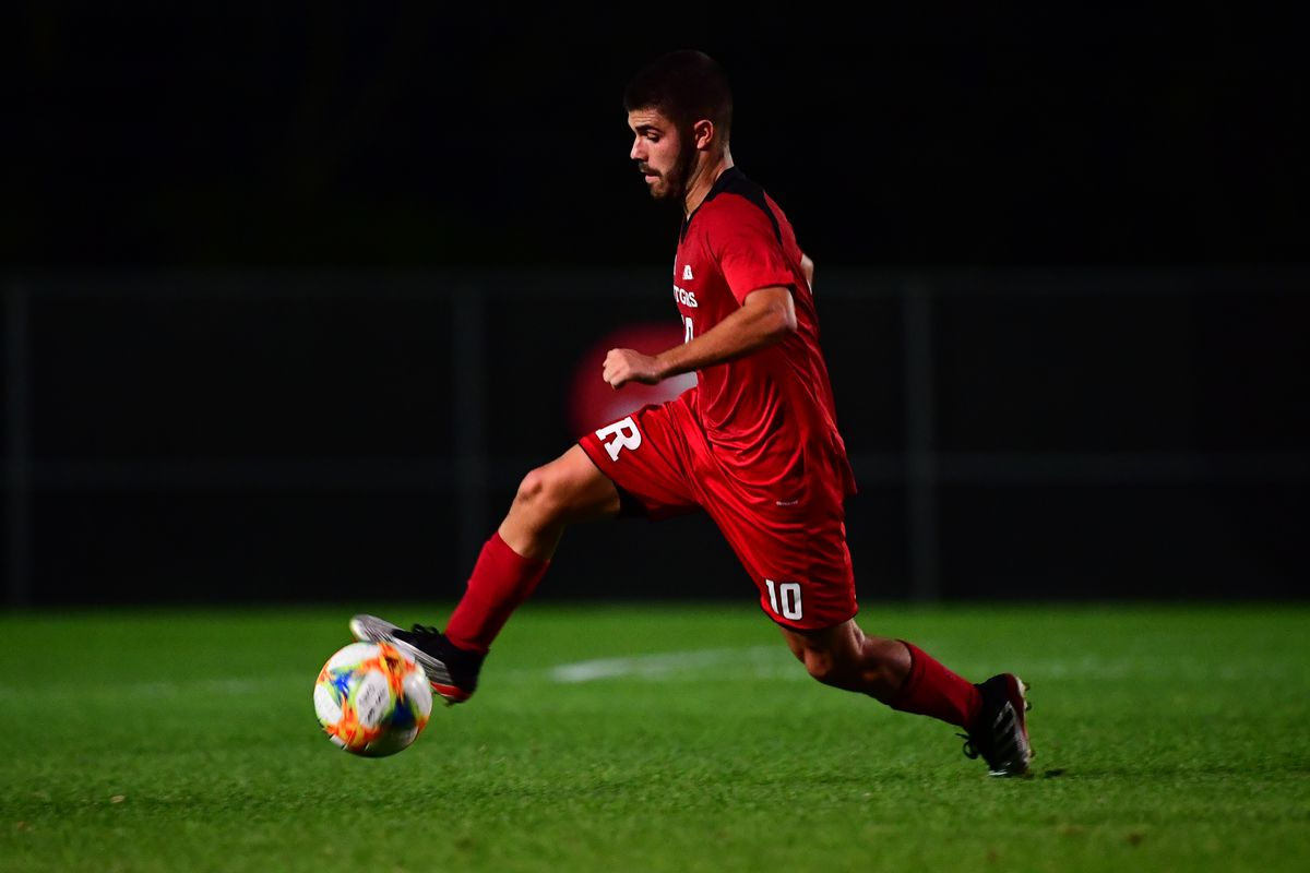Rutgers men's soccer comes from behind to tie Hartford on the road 2-2
