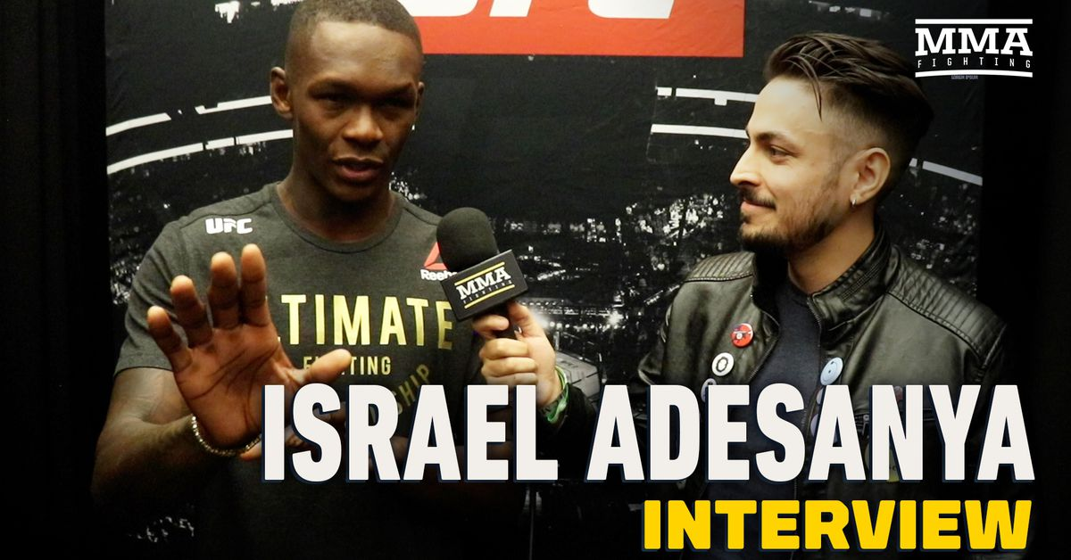 UFC 259 video: Israel Adesanya on love of Anime, The Last Airbender and Naruto fight scenes