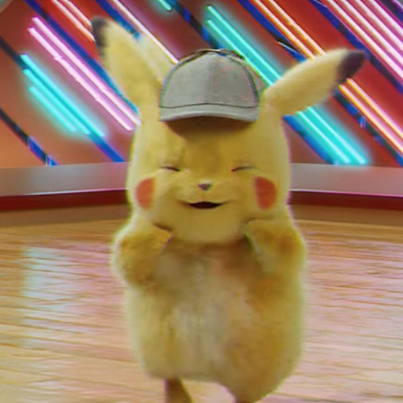 The Detective Pikachu Sort Of Leaked Here S What Twitter
