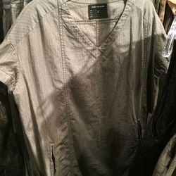 Twill sheath dress, $225 (was $450)