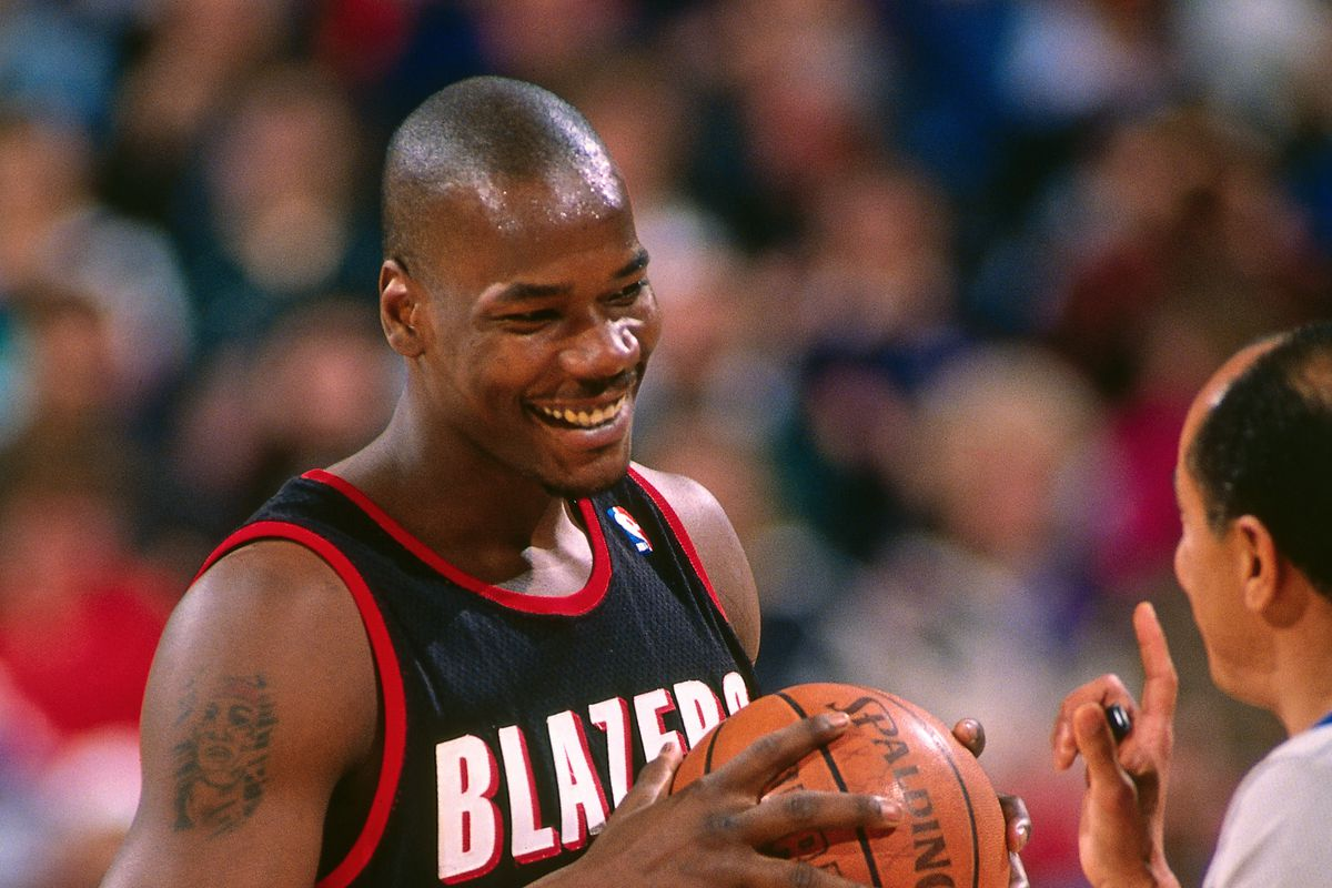 Cliff Robinson s First Interview Since Brain Hemorrhage Blazer s