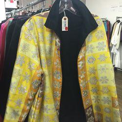 Hermes jacket, $680