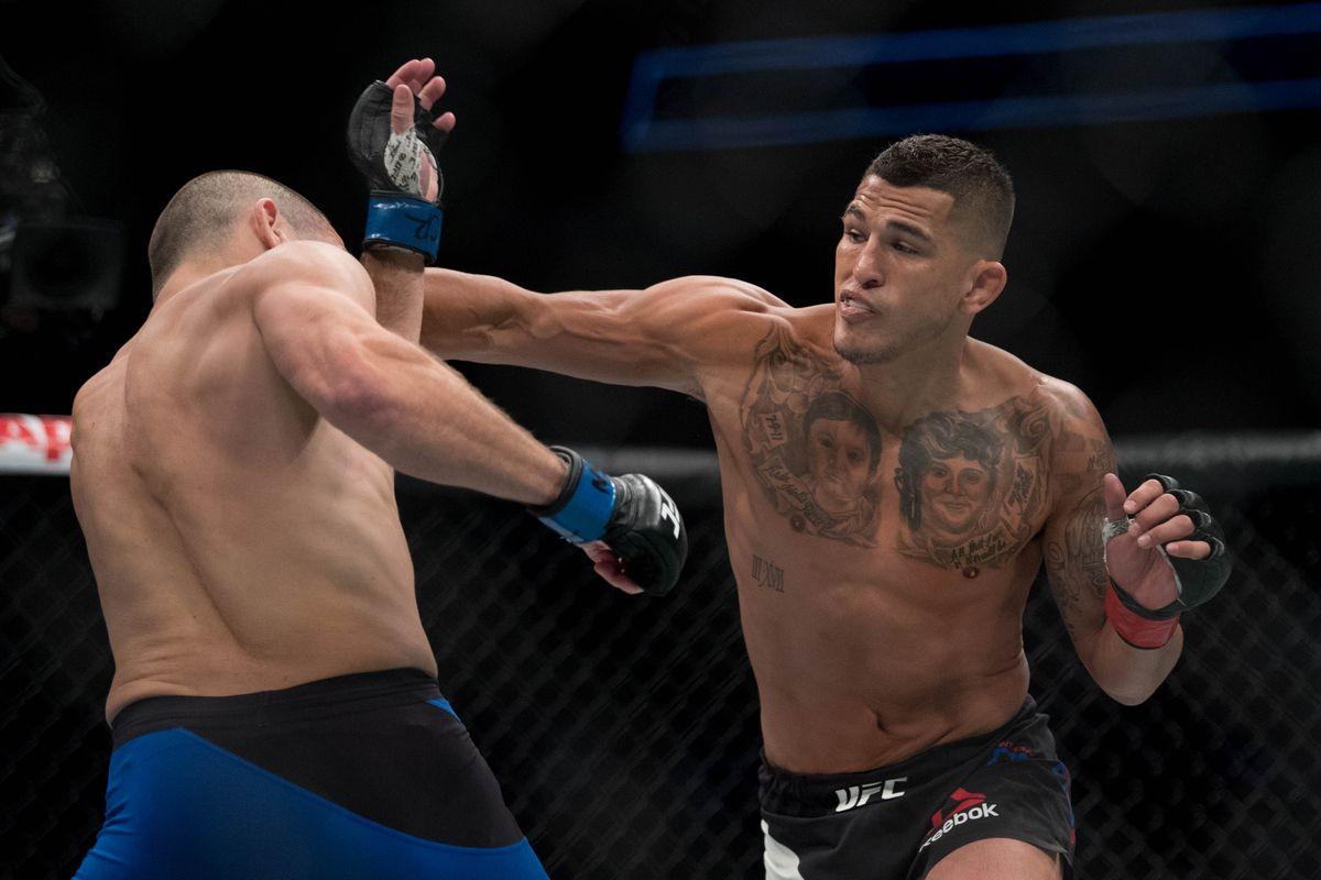 UFC Fight Night: Poirier vs. Pettis staff picks and ...